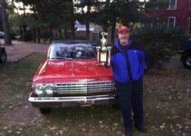 1962 Impala | Rag Top
