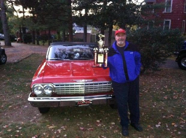 62 Impala Rag top