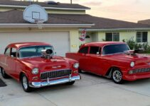 1955 and 1956 Chevy | Old Car