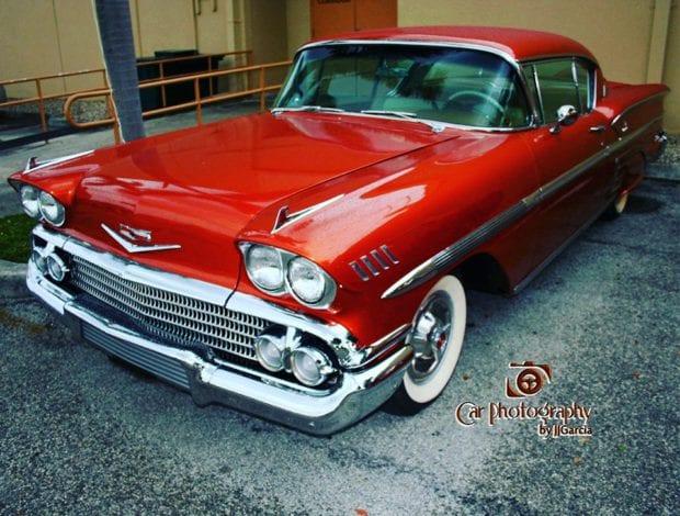 Jose Garcia's 1958 Chevy Impala