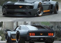 Ford Mustang is Monster