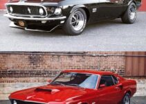 Red or Black Mustang, which would you choose?