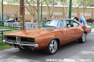 69Dodge Charger