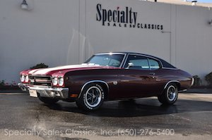 70Chevy ChevelleSS396