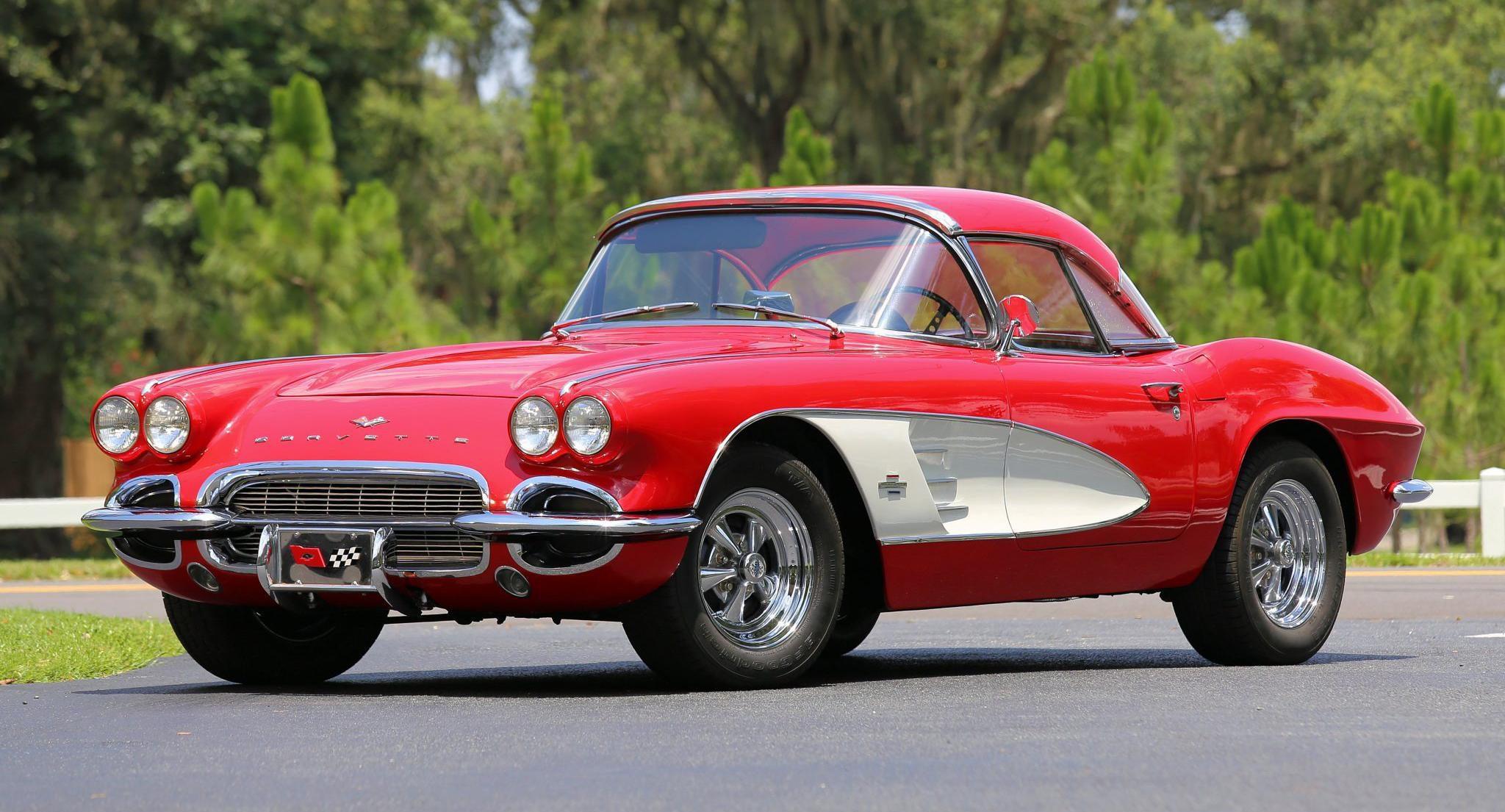 The 1961 Chevrolet Corvette