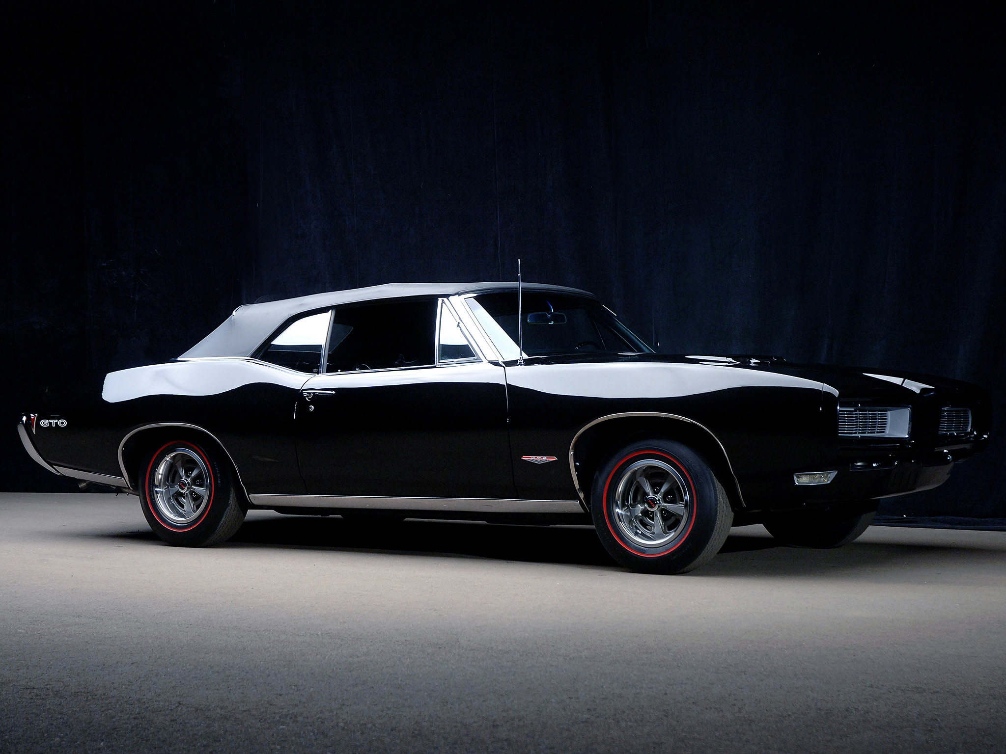 The 1968 Pontiac GTO