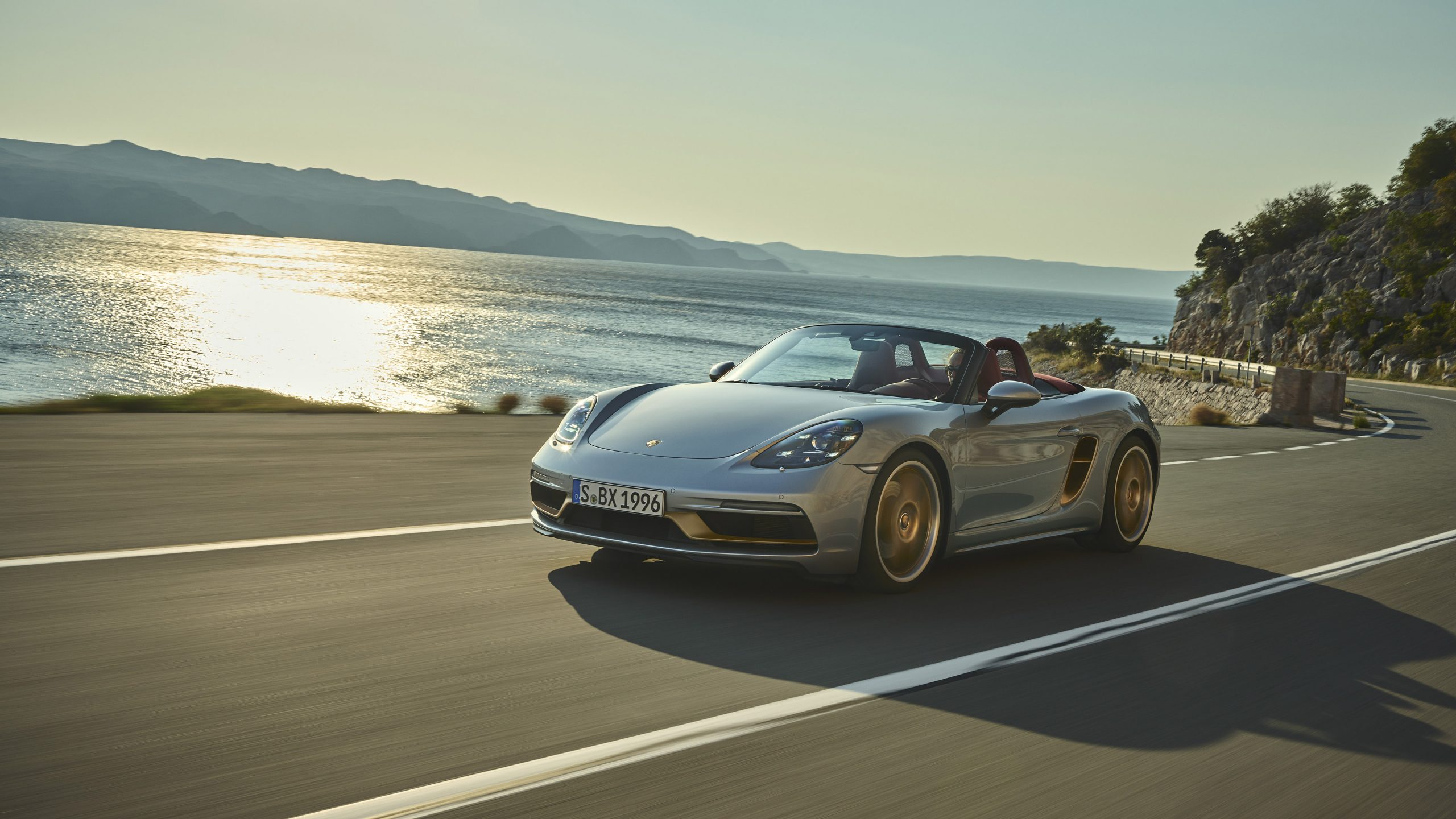The 2021 Porsche Boxster 25 Years Edition