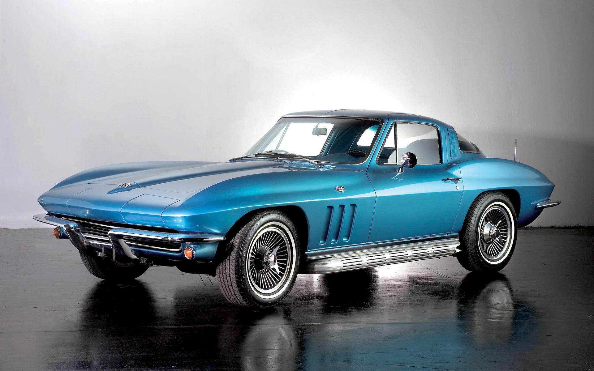 The C2 Corvette