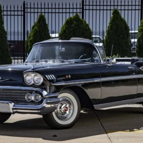 The 1958 Chevrolet Impala