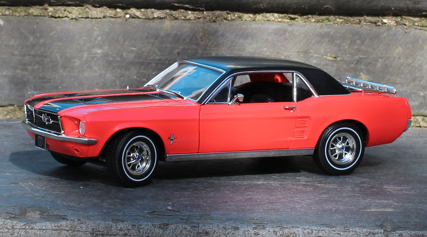 The 1967 Ford Mustang Ski Country Special
