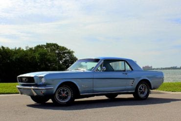 The 1966 Ford Mustang