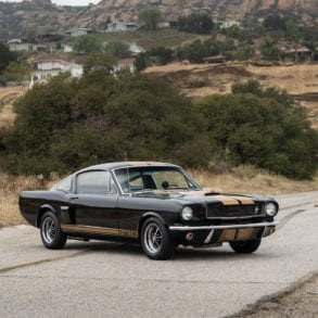 The 1966 Shelby Mustang GT350H