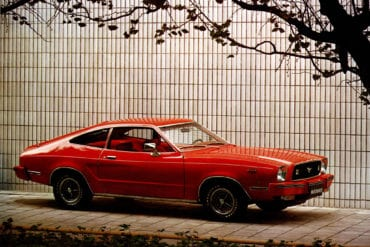 The 1974 Ford Mustang