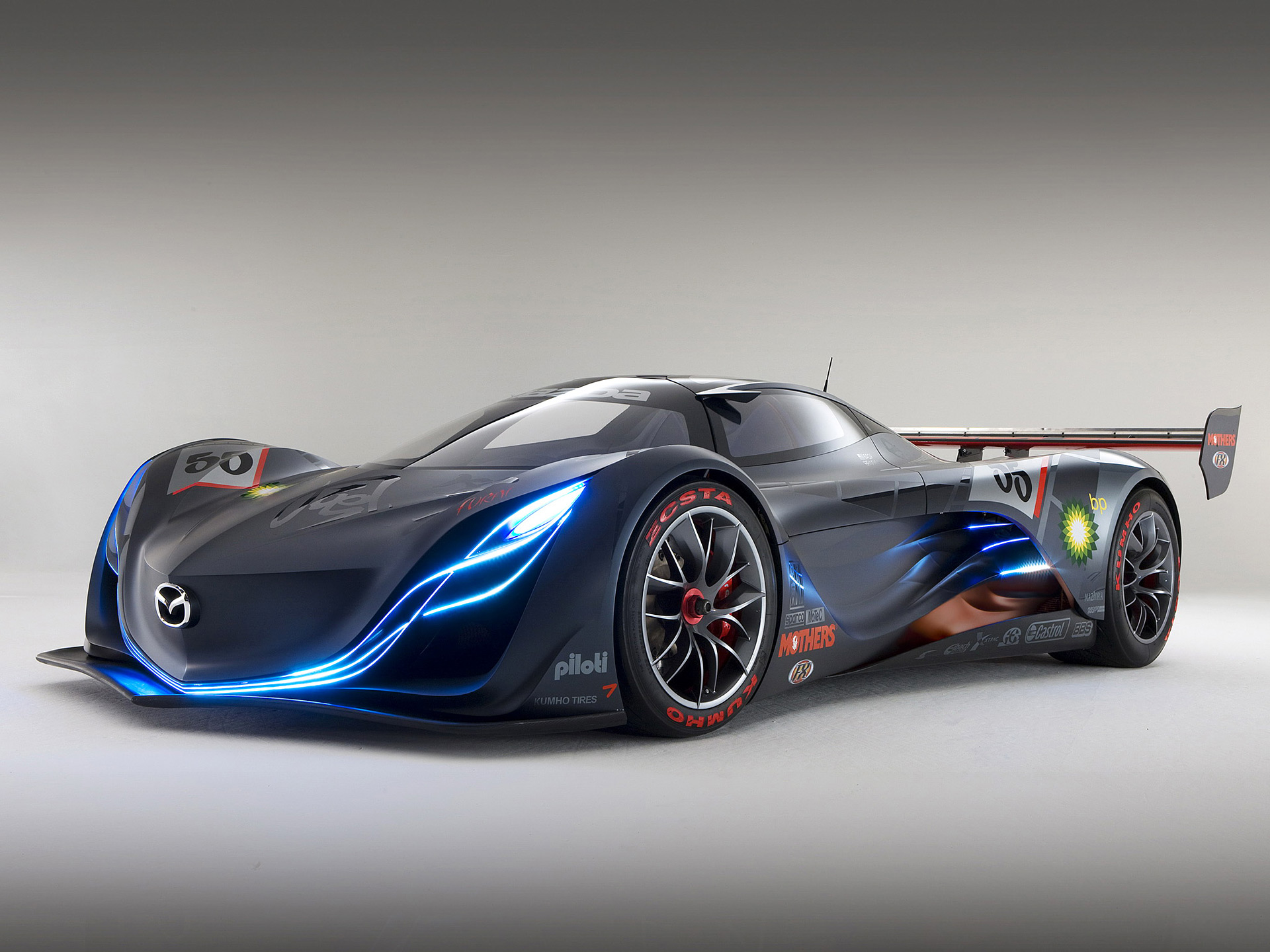 The Mazda Furai Concept
