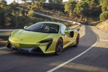 The McLaren Artura