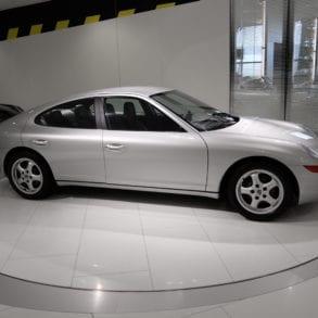The Porsche 989 Concept Car