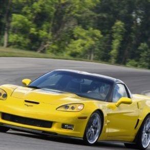 The 2012 Corvette ZR1
