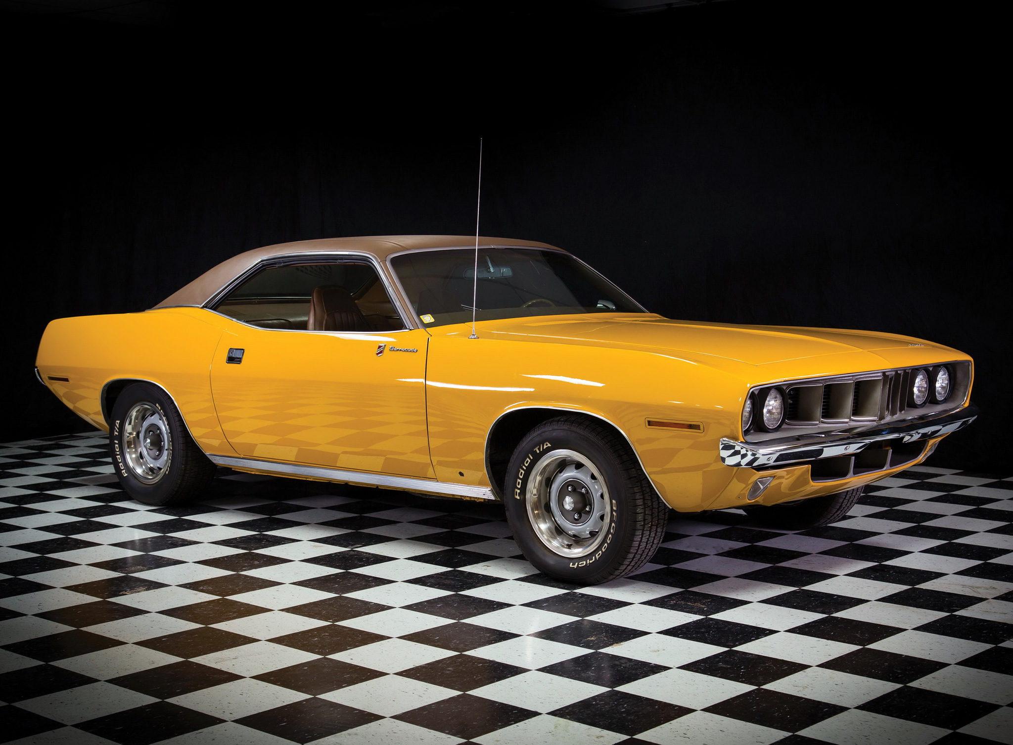 1970 – 1974 Plymouth Barracuda