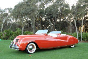 1941 Chrysler Newport Dual-Cowl Phaeton