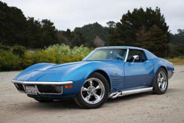 1970 Chevrolet Corvette T-Top Coupe