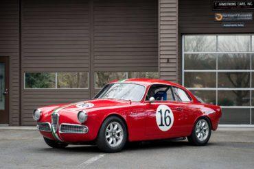 1963 Alfa Romeo 1600 Giulia