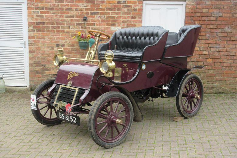 Cadillac History 1904