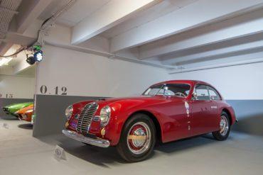 1949 Maserati A6 1500 Zagato Panoramica