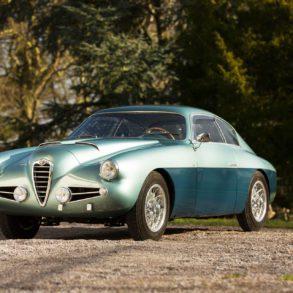 1955 Alfa Romeo 1900 C SS Zagato Berlinetta