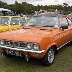 1971 Vauxhall Firenza