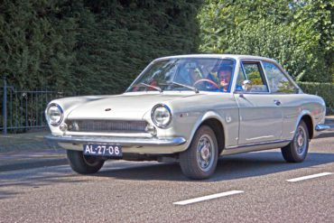1967 Fiat 124 Sport Coupe