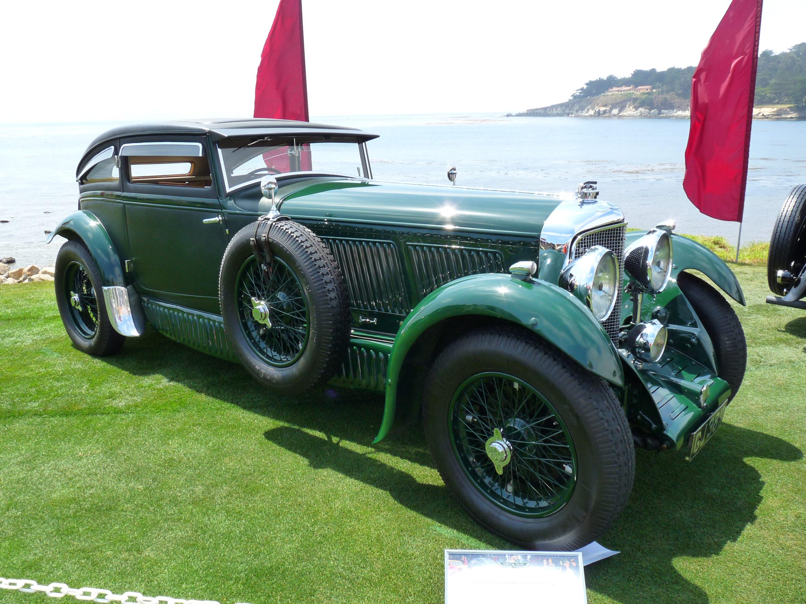 1930 Bentley Speed Six 'Blue Train'