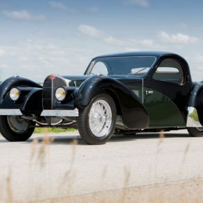 1936 Bugatti Type 57SC Atalante