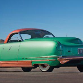 1940 Chrysler Thunderbolt Concept