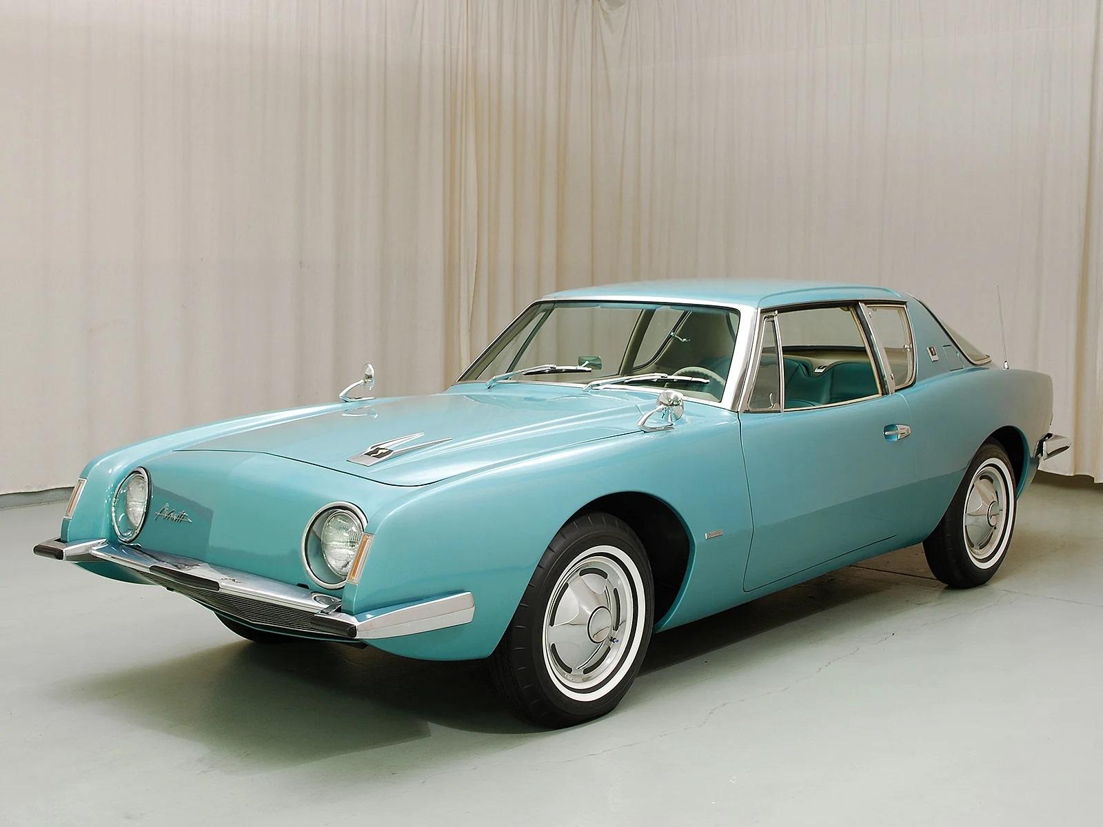 1962 Studebaker Avanti