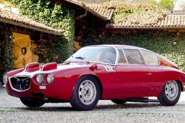 1964 Lancia Flavia Sport Corsa