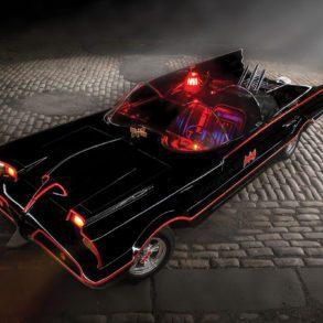 1966 Lincoln Futura Batmobile