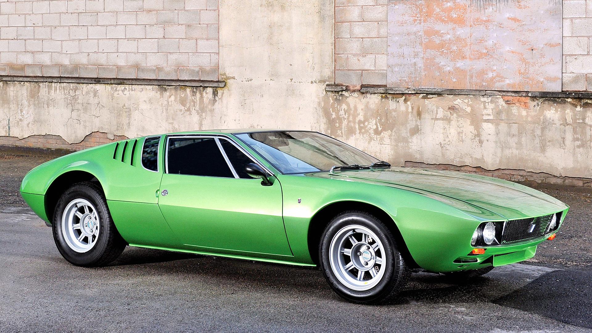 1967 De Tomaso Mangusta