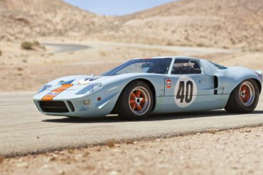 1968 Ford GT40 Le Mans