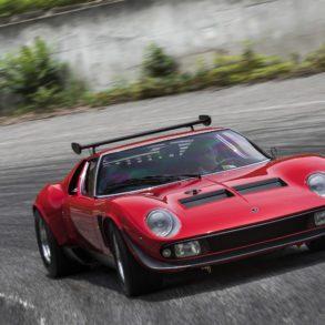 1968 Lamborghini Miura Jota SVR
