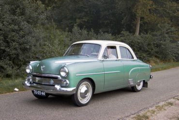 1954 Vauxhall Cresta