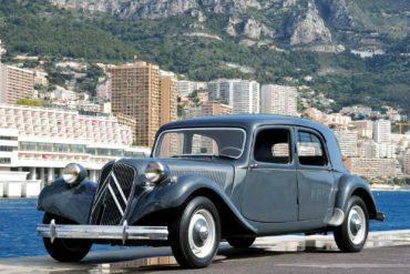 1934 Citroën Traction Avant