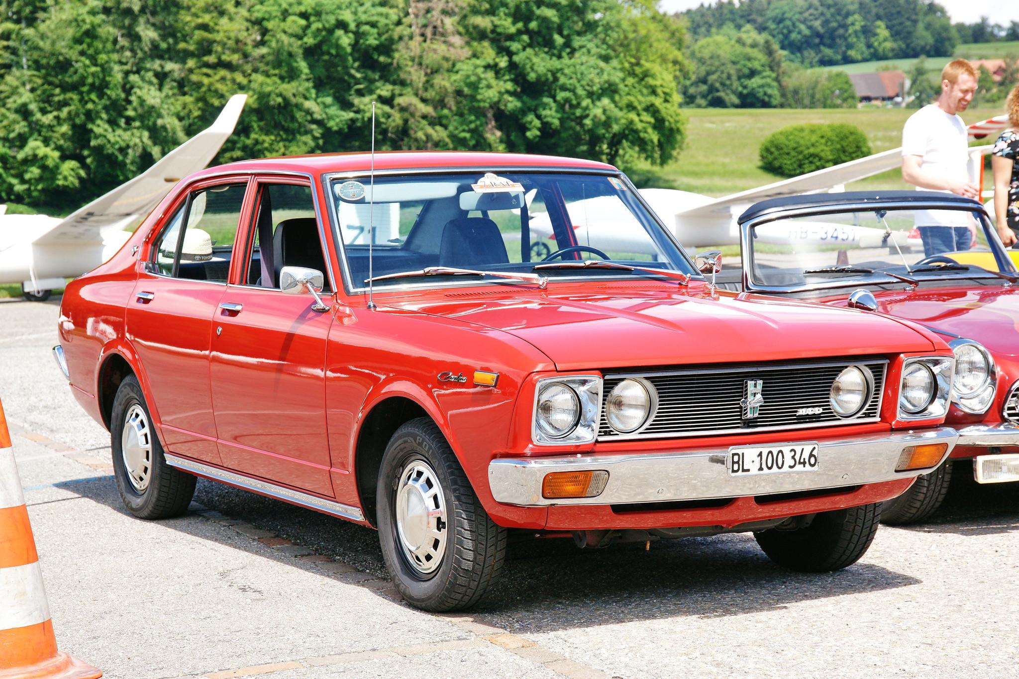 1970 Toyota Carina