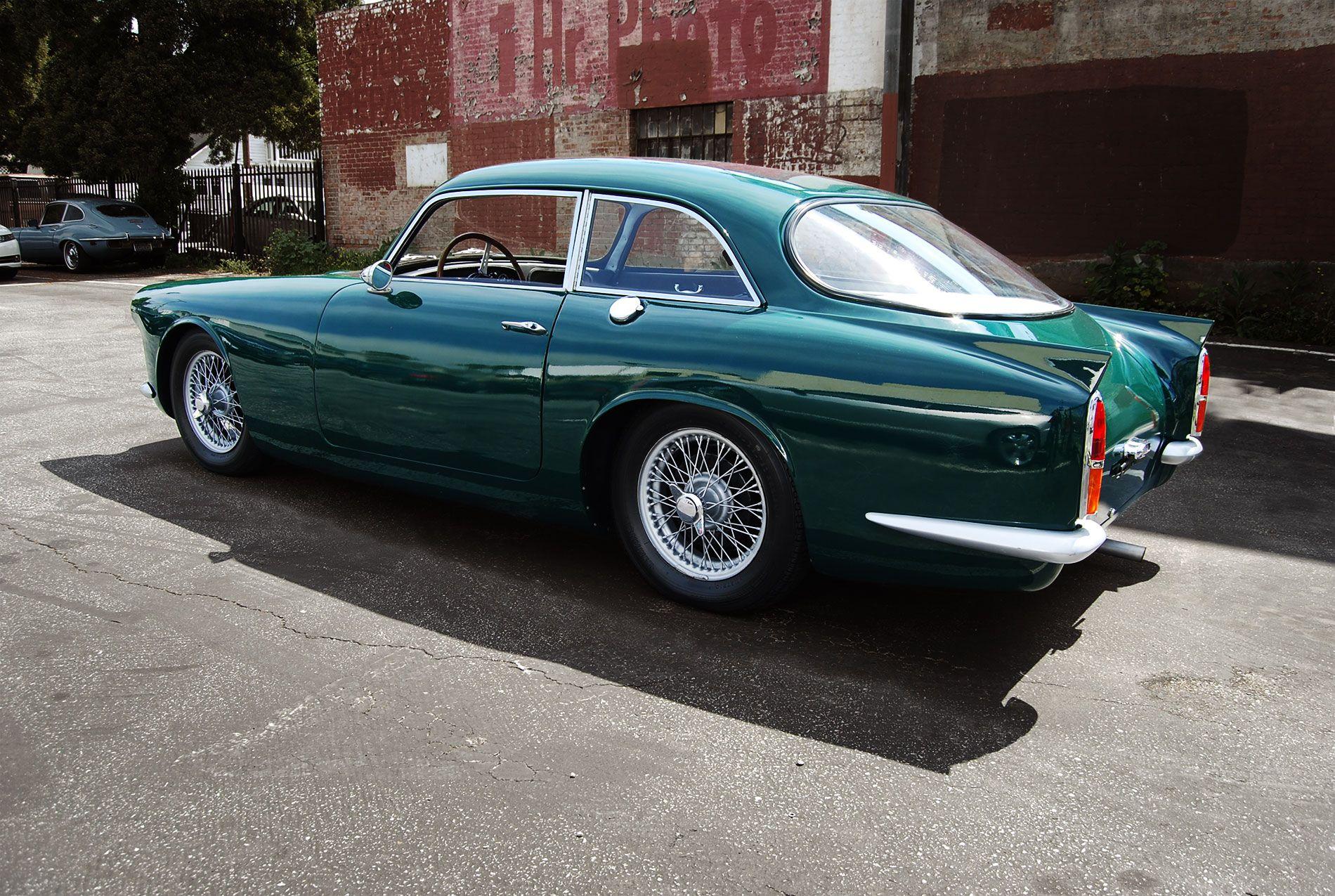 1957 Peerless GT