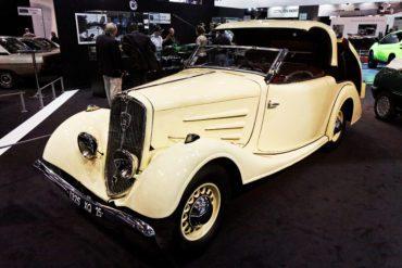 1935 Peugeot 401 Eclipse