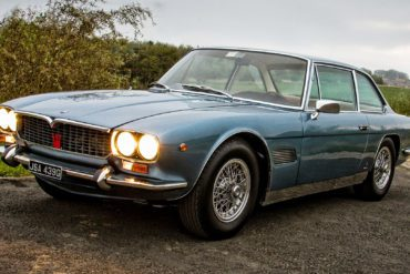 1966 Maserati Mexico