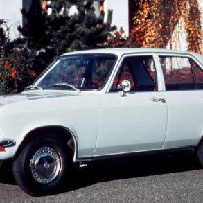 1970 Opel Ascona