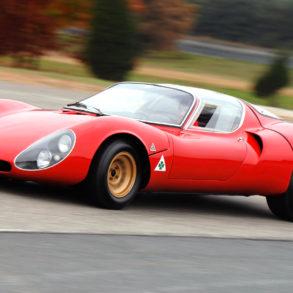 1976 Alfa Romeo 33 Stradale