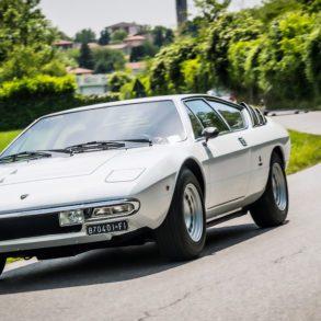 1972 Lamborghini Urraco P250