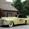1946 Lincoln Continental Cabriolet Indy 500 Pace Car