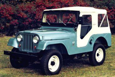 1954 Jeep CJ-5